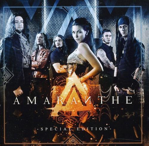 Amaranthe / Amaranthe (Bonus DVD) (Bonus Tracks) (輸入盤CD)