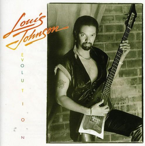 Louis Johnson / Evolution (Bonus Tracks Edition) (輸入盤CD)(2017/12/29発売)(ルイス・ジョンソン)