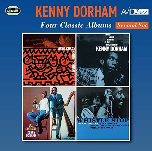 Kenny Dorham / Round About Midnight At The Cafe Bohemia (2PK) (輸入盤CD)(2018/7/23発売)(ケニー・ドーハム)