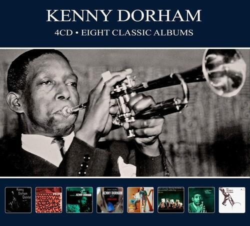 Kenny Dorham / Eight Classic Albums (輸入盤CD) (2019/10/4発売)(ケニー・ドーハム)