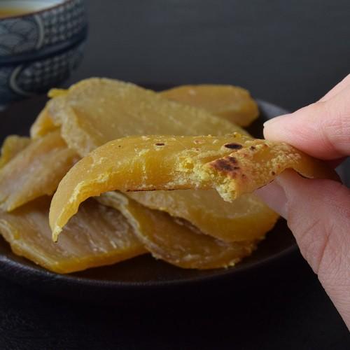 干し芋 芋 イモ いも 茨城県産 天日干しで甘さ引き出す! 紅はるか もちもち干し芋 100g×4袋 送料無料