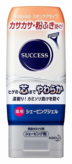 花王 サクセス 薬用シェービングジェル スキンケアタ...