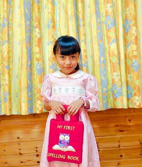 布絵本 MY FIRST SPELLING BOOKマイファーストスペリングブック 英語刺しゅう版 英語教育 幼児教育