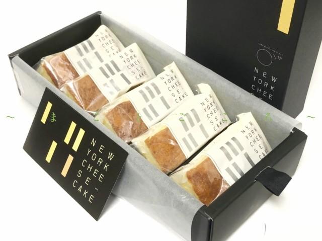 ☆ 2020 敬老の日 ☆ グラマシー ニューヨーク チーズケーキ 5個入 お菓子 東京お土産 ギフト プレゼント お土産袋付き