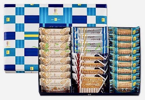 ☆ 2021 バレンタイン ☆ シュガーバターの木 4種詰合せ 25袋入 お菓子 東京お土産 スイーツ ギフト プレゼント お土産袋付き