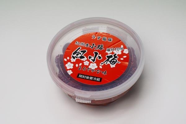 ☆レターパック500対応☆紀州産小梅 紅小梅 120g