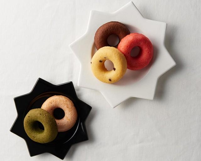 カリーノ カラフル焼ドーナツ 10個 贈答 ギフト (送料無料)