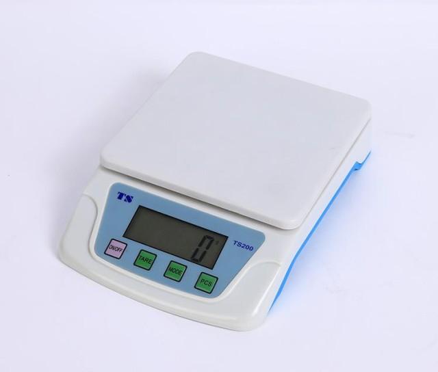 KIYOYO 1g単位 最大10Kgまで計量可能 デジタル台はかり スケール 電子秤 風袋機能搭載 オートオフ機能