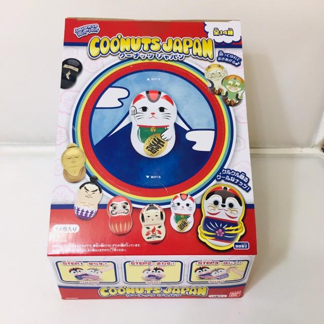 【入荷済】コンプ COONUTS Japan クーナッツ ジャパン 全14種 キャンディトイ 食玩