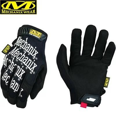 メカニクス グローブ ブラック Mechanix Wear Original Glove 軍手 手袋 サバイバル バイク 作業用 手袋 軍手 整備 オリジナルグローブ B