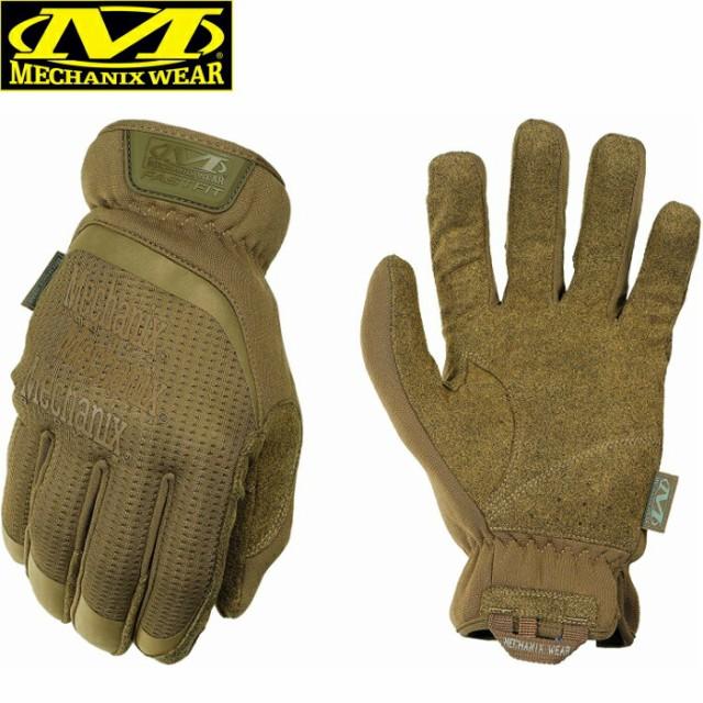 メカニクス グローブ FastFit Gloves Mechanix Wear ファストフィットグローブ 軍手 手袋 サバイバル バイク 作業用 手袋 軍手 整備 COYO