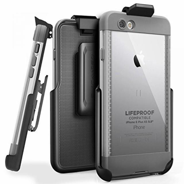 スマホカバ・ケース Encased Belt Clip Holster for LifeProof NUUD Case (iPhone 6 Plus 5.5 / iPhone 6s Plus 5.5 ) 正規輸入品