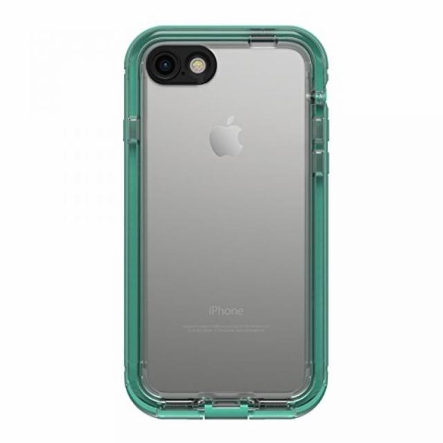 スマホカバ・ケース LifeProof NUUD SERIES Waterproof Case for iPhone 7 (ONLY) - Retail Packaging - MERMAID (SOFT MINT/TALISIDE T