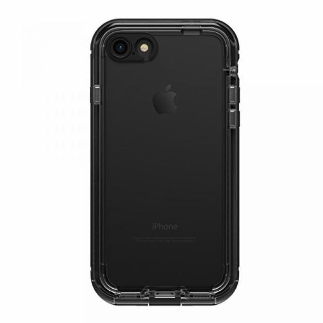 スマホカバ・ケース LifeProof NUUD SERIES Waterproof Case for iPhone 7 (ONLY) - Retail Packaging - BLACK 正規輸入品