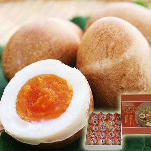 【天童市:半澤鶏卵】半熟くんせい卵スモッち20個入り<贈り物用化粧箱入>【クール便】ギフトに燻製卵 母の日 ギフト プレゼント