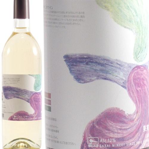 【南陽市:酒井ワイナリー】鳥上坂(まぜこぜ )白中口 720ml 山形のワイン ワイン お歳暮 秋 ギフト プレゼント
