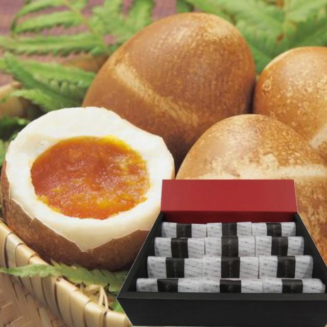 「スモッち」(くんせい卵)のハイグレード商品!半澤鶏卵 ときの薫りたまご 12個入(半熟くんせい卵) ワイン お歳暮 秋 ギフト プレゼ