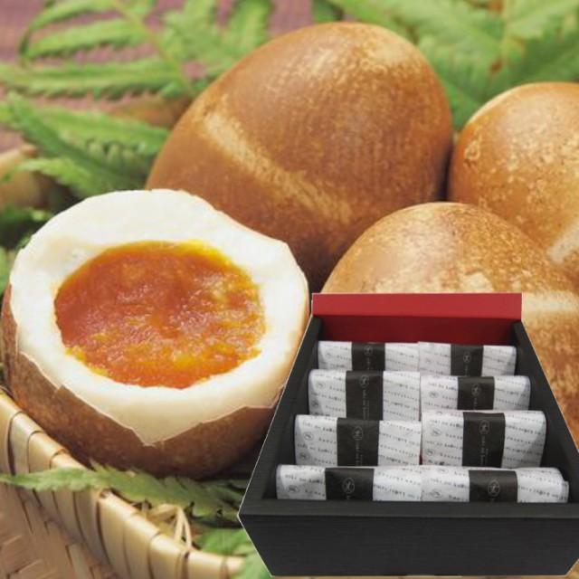 「スモッち」(くんせい卵)のハイグレード商品!半澤鶏卵 ときの薫りたまご 8個入(半熟くんせい卵) ワイン 母の日 ギフト プレゼント