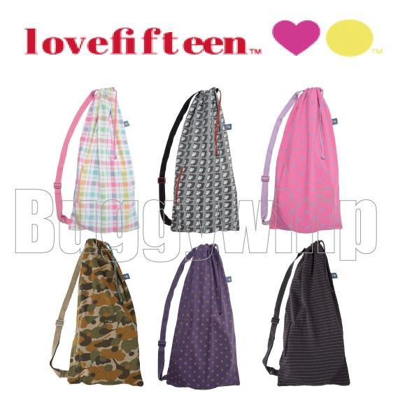 【クリックポストで送料0円!!】ラブフィフティーン ラケットバッグ(lovefifteen racket bag)「テニス」「TYPE-A」「ベルトタイプ」「
