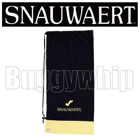 【クリックポストで送料0円!!】ラケットサック SNAUWAERT スノワート テニス ラケットバッグ ラケットケース 2本収納