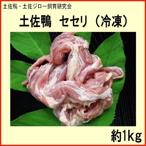 土佐鴨 セセリ(冷凍)約1kg/土佐鴨・土佐ジロー飼育研究会