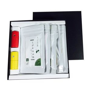 【スパイスの郷 TOSA ギフトセット Bセット(8点セット)】ギフトボックス入り 和紙で出来たスパイスボトル2種付き
