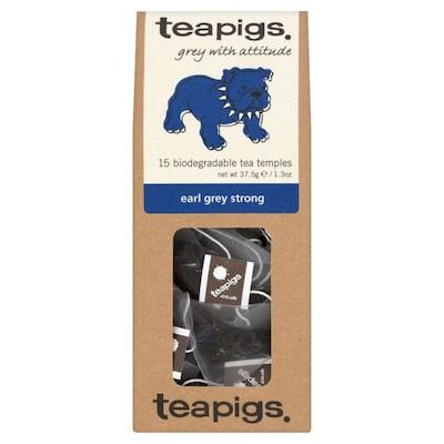 ティーピッグス アールグレイストロング ティー 15包