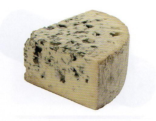 ブルー・ド・オーヴェルニュ(青カビチーズ)約250g 1/8カット AOP フランス産