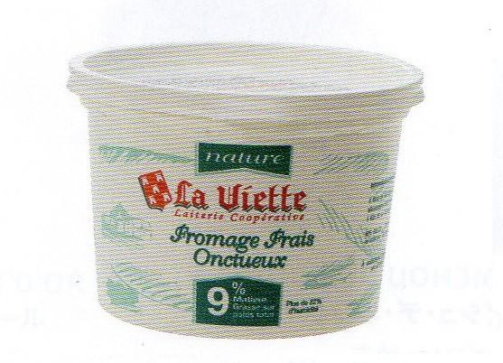 フロマージュ・ブラン フレッシュチーズ 500g フランス産