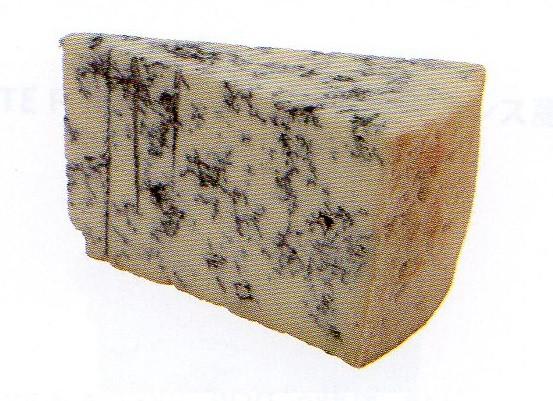 ゴルゴンゾーラ・ピカンテ(イタリア産チーズ) DOP 約500g 8250円/kg 量り売り商品 約4100円