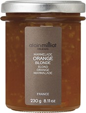 アランミリア オレンジマーマレード ジャム 230g フランス産