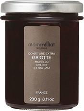 アランミリア グリオットチェリージャム 230g フランス産