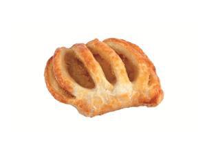 フランス産 冷凍パン ブリドール ミニ パニエ ポムタタン 40g×100個 90円/1個