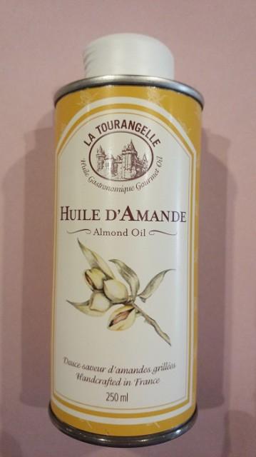 アーモンドオイル 250ml フランス ラ・トゥランジェル