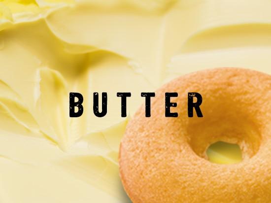 日本初の焼ドーナツ専門店 miel BAKED DONUT(ミエルドーナツ)【プレーン】/8個入り/個包装タイプ/バタースイーツ/焼き菓子ギフト