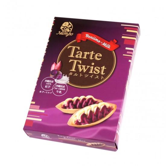 TarteTwist タルトツイスト 紅芋×ミルク 6個入り ×2箱