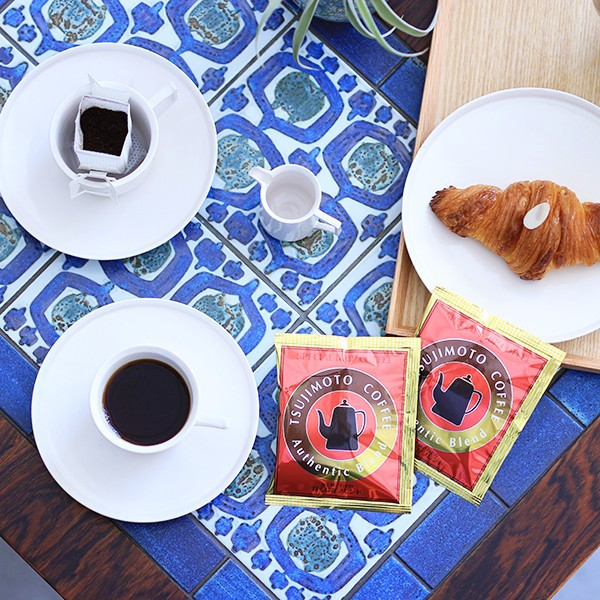 辻本珈琲auPAY公式 スペシャルドリップコーヒーほろにがブレンド100杯分 送料無料