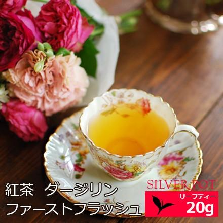 紅茶 ダージリン ファーストフラッシュ 2020年 プッタボン茶園 SFTGFOP1 Flowery 20g 1配送1690円以上のお買い上げで送料無料