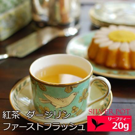 紅茶 ダージリン ファーストフラッシュ 2021年 タルザム茶園 FTGFOP1 FLOWERY CLONAL 20g 1配送1690円以上のお買い上げで送料無料