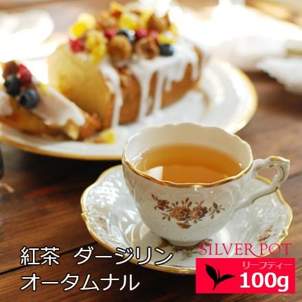 紅茶 お徳用パック ダージリン オータムナル 2020年 ゴパルダラ茶園 FTGFOP1 Clonal / Autumn Wonder Tea GOLD 100g 送料無料