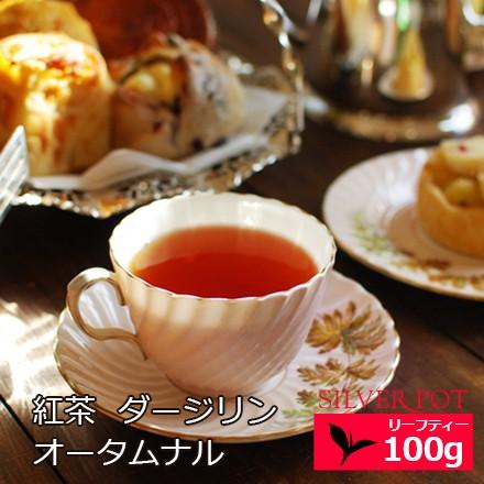 紅茶 ダージリン オータムナル 2019年 シーヨック茶園 FTGFOP1 China Special(100g) お徳用パック 送料無料