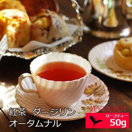 紅茶 ダージリン オータムナル 2019年 シーヨック茶園 FTGFOP1 China Special (50g) 送料無料