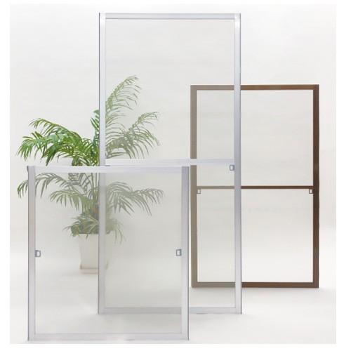 OK組立アミド 窓用網戸 中サイズ