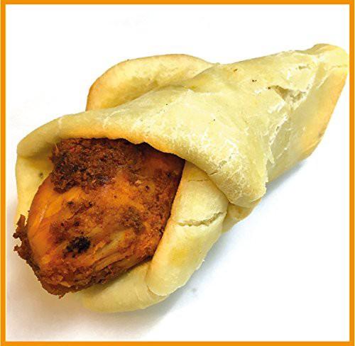 zest-foods ゼストフーズ タンドリーチキンナンロール Tandoori chicken Nan Roll 6個
