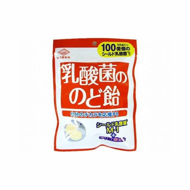 【まとめ買い】佐久間 乳酸菌ののど飴 72g × 6個セット
