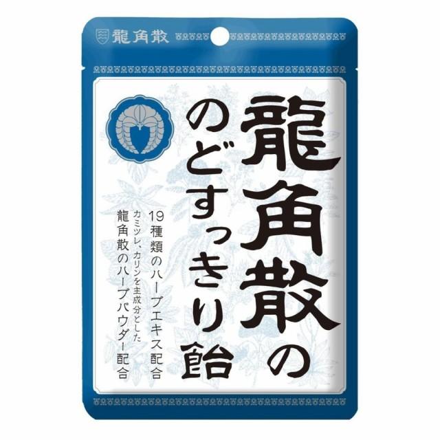 【まとめ買い】龍角散ののどすっきり飴 袋(88g)×6袋
