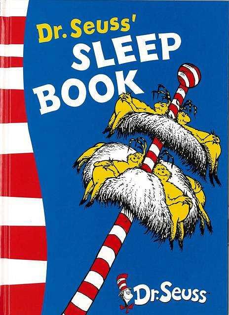 Dr.Seuss' SLEEP BOOK/バーゲンブック{Import23 洋書 児童洋書 児童 子供 こども 英語 えいご