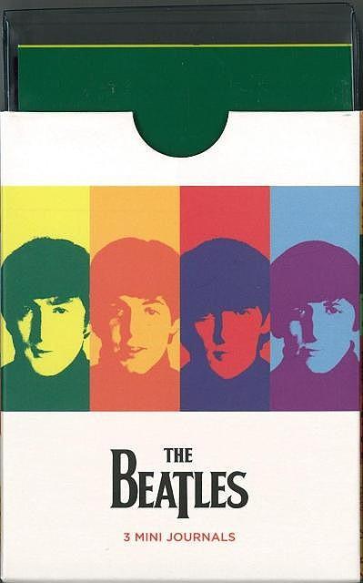 THE BEATLES 1964 3 MINI JOURNALS/バーゲンブック{ミニジャーナル3冊セットクロニクルブックス ホーム・ラ