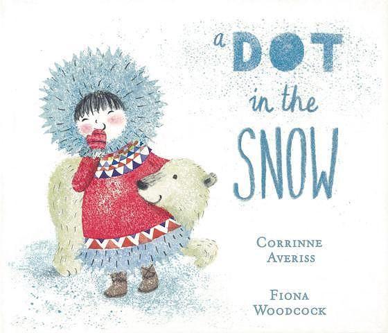 a DOT in the SNOW/バーゲンブック{CORRINNE AVERISS3 Import 洋書 児童洋書 児童 子供 こども 英語