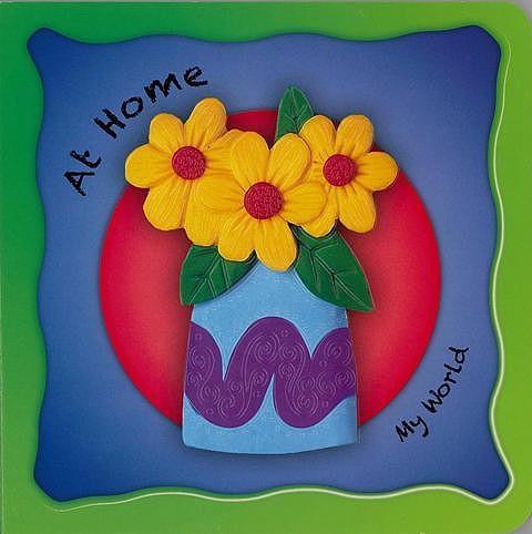 At Home My World/バーゲンブック{Gerald HawksleyImport23 洋書 児童洋書 児童 子供 こども 英語